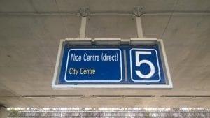 T2 Nice centre